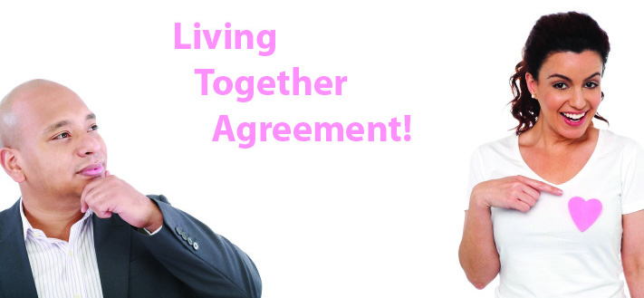 Livingtogetheragreementtemplate - Living Together Agreement Ii
